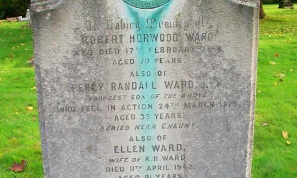WARD, Robert