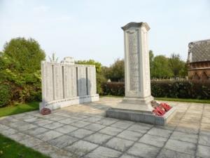 Lyons WWI Memorial Obelisk